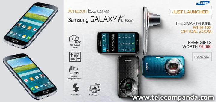 Samsung Galaxy K Zoom Amazon
