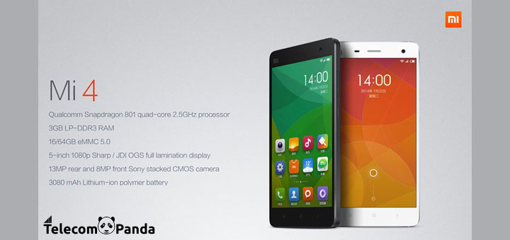 Xiaomi Mi4 mobile featured image
