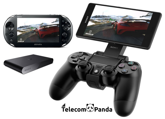 ps4 remote play with xperia mobile
