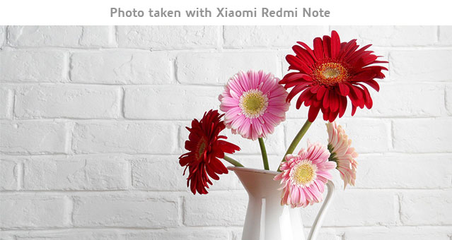 photo taken with xiaomi redme note